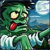 Зомби пасьянс - игра категории Логические
