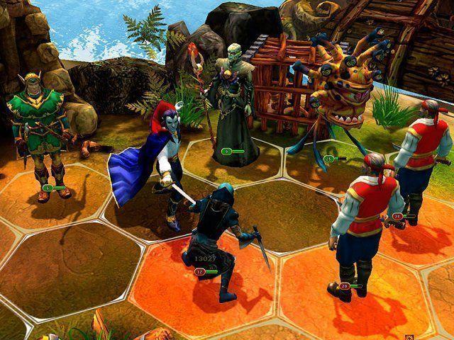 King's Bounty: Legions