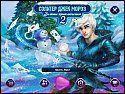 Бесплатная игра Солитер Джек Мороз. Зимние приключения 2 скриншот 7